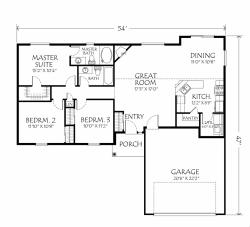 Basement clipart house layout