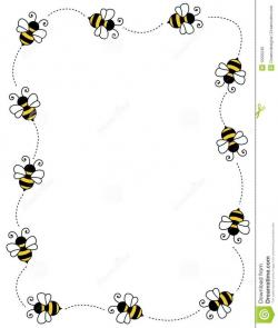 Bee Hive clipart frames