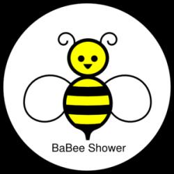 Bumblebee clipart baby shower