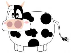Cattle clipart sad