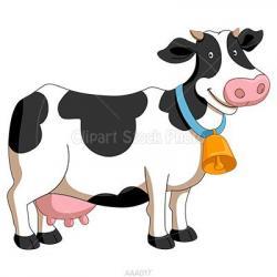 Herbivorous clipart milk cow