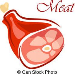 Raw clipart meat butcher