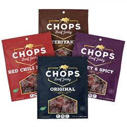 Beef Jerky clipart snack bag