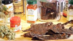 Beef Jerky clipart snack time
