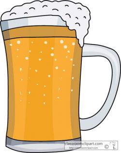 Drink clipart beer glass