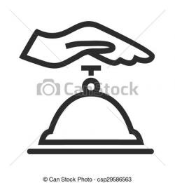 Bell clipart counter
