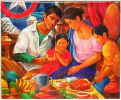 Philipines clipart family value