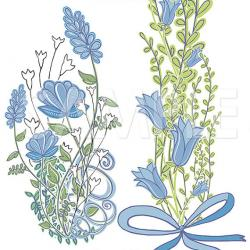 Bluebell clipart british
