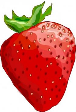 Strawberry clipart berry
