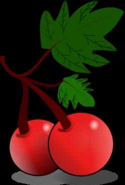 Cherry Tree clipart berry