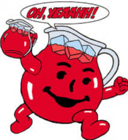 Kool-Aid clipart hey