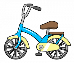 Tricycle clipart cute