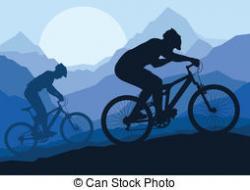Biker clipart wild