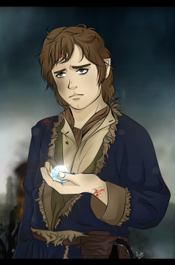 Bilbo Baggins clipart biblo