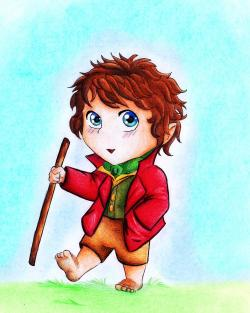 Hobbit clipart drawing