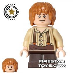 Bilbo Baggins clipart lego old