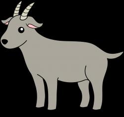 Goats Head clipart kid goat