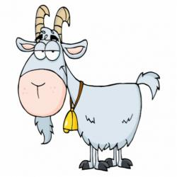 Cool clipart goat