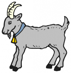 Goat clipart billy goat