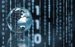 Binary clipart data science
