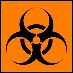 Biohazard clipart
