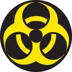 Biohazard clipart respect