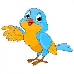 Bluebird clipart spring fun