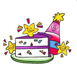 Winning clipart birthday