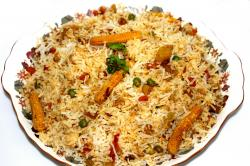 Biryani clipart cook dinner