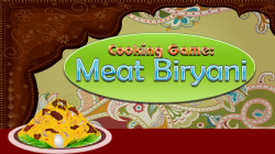 Biryani clipart cooked food