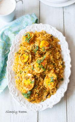 Biryani clipart food preparation
