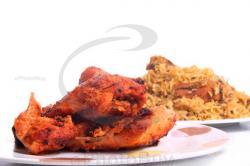 Biryani clipart tandoori chicken