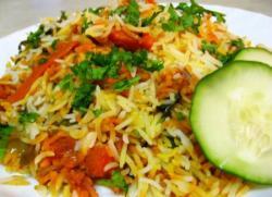 Biryani clipart vegetable