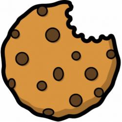 Drawn cookie