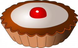 Frosting clipart baked goods