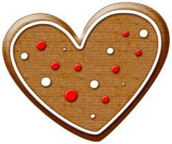 Gingerbread clipart garland
