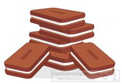 Cookie clipart rectangle