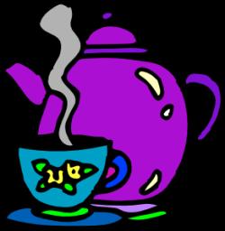 Kettle clipart hot kettle