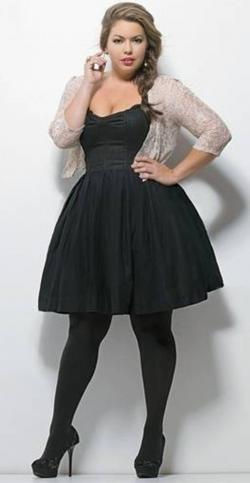Black Dress clipart winter formal