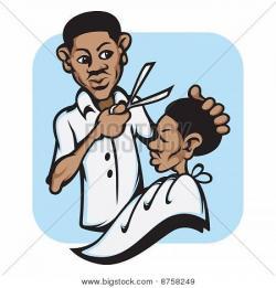 Mohawk clipart barber