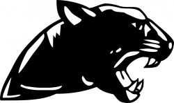 Drawn panther