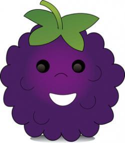 Rapsberry clipart face