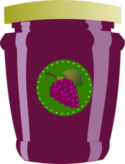 Blackberry clipart blackberry jam