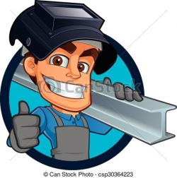 Blacksmith clipart welding