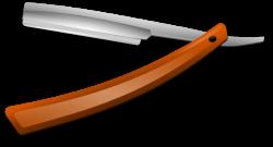 Razorblade clipart shaver