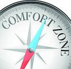 Comfort clipart comfort zone