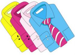 Shirt clipart folded shirt