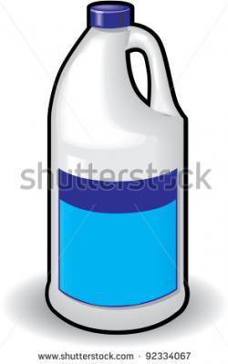 Bleach clipart bleach bottle