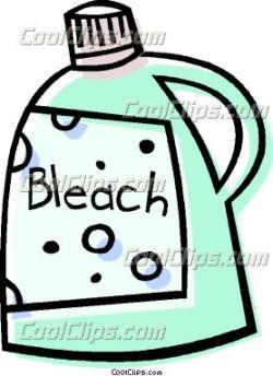 Bleach clipart cartoon
