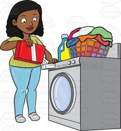 Bleach clipart laundry detergent